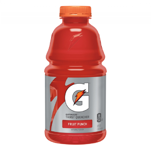 Gatorade Fruit Punch 32oz 946ml (US)